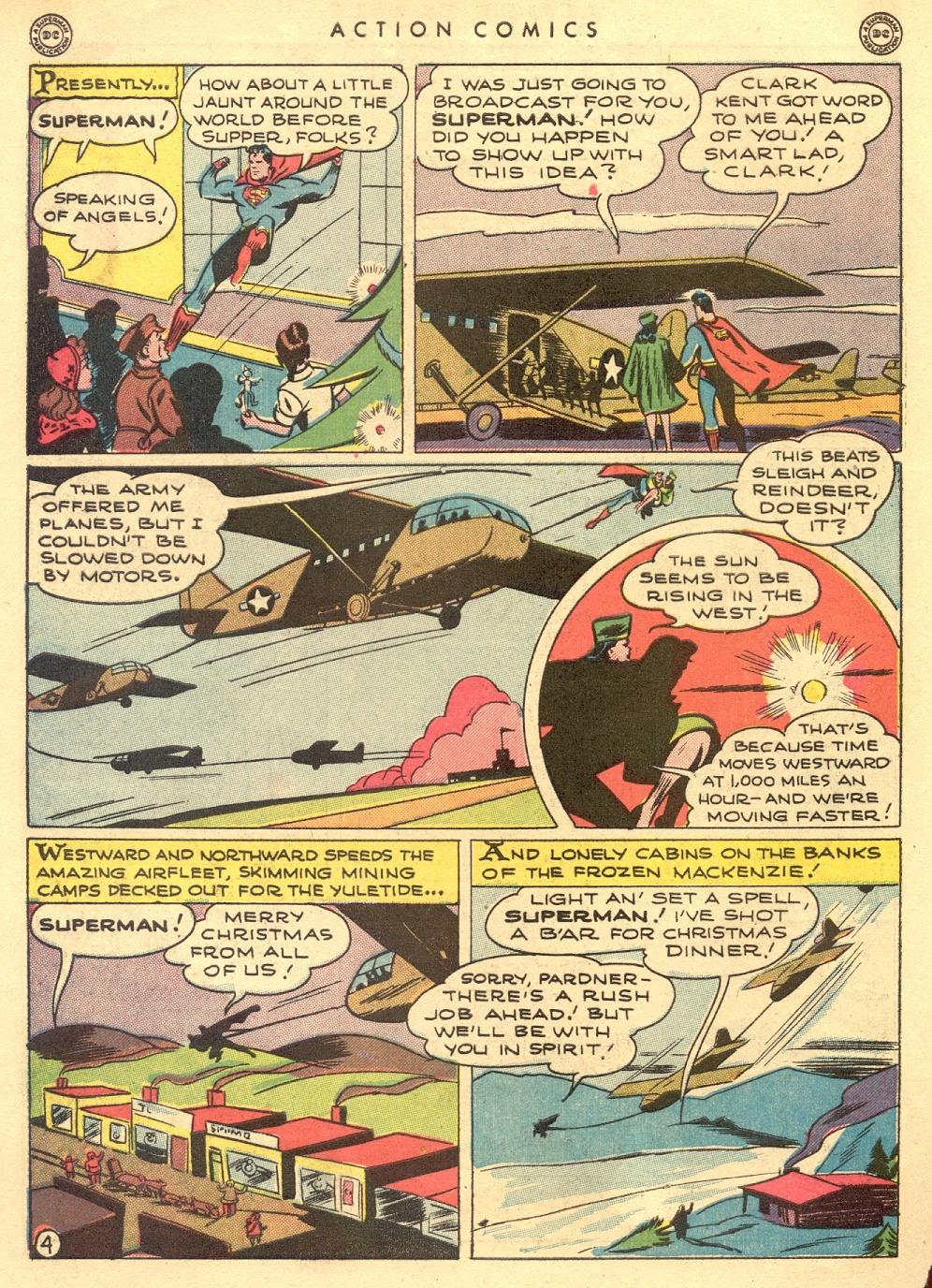 Action Comics (1938) 93 Page 5