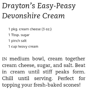 devonshire cream recipe