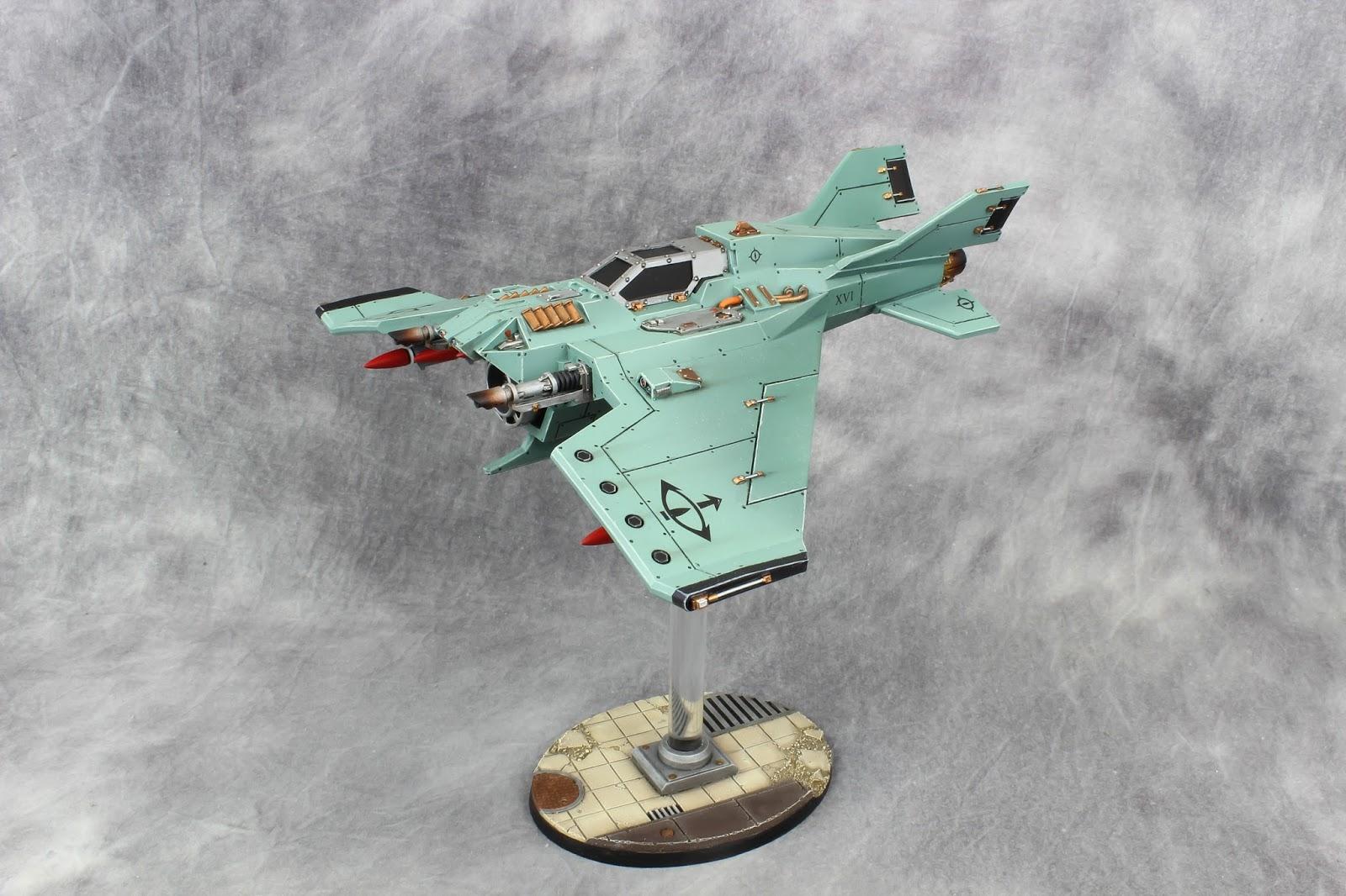 Celsork Corner: Lightning Strike Fighter for my Sons of