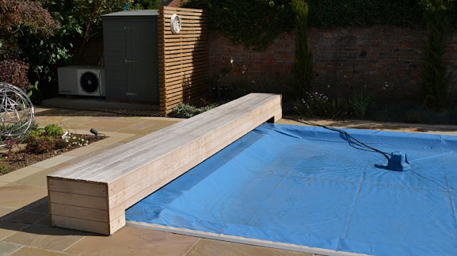 swimming pool pump cover