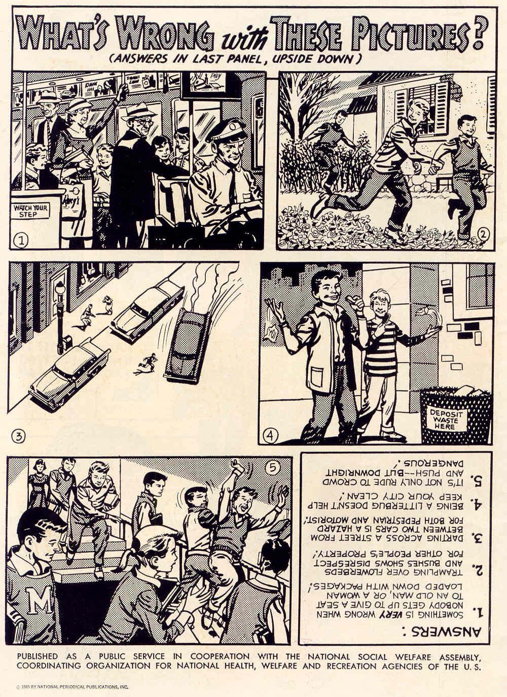 Strange Adventures (1950) issue 176 - Page 2