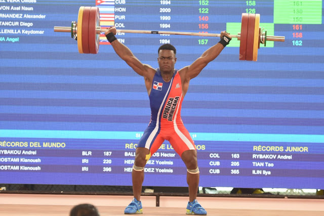 Zacarías Bonnat da el tercer oro a República Dominicana; Rodríguez ganó bronce en taekwondo