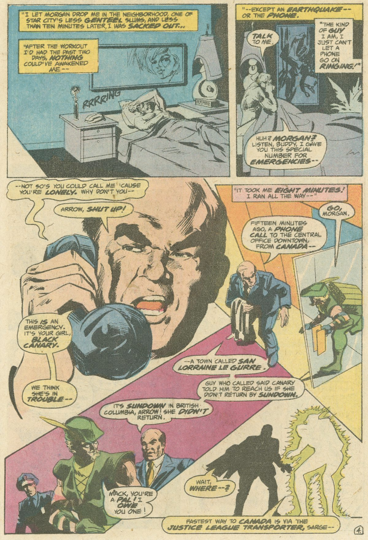 Read online World's Finest Comics comic -  Issue #247 - 43