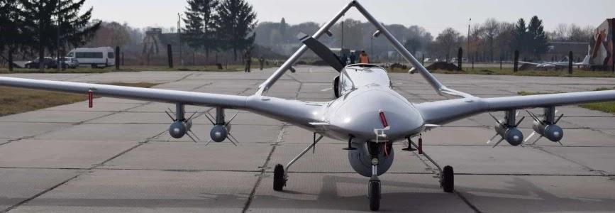 Українські Bayraktar TB2 здійснили тренувальні польоти