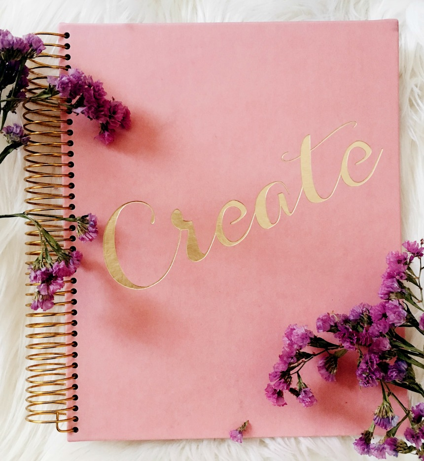 Create Notebook_ Be creative