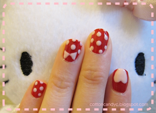 Acrylic Nail Designs For Valentines Day