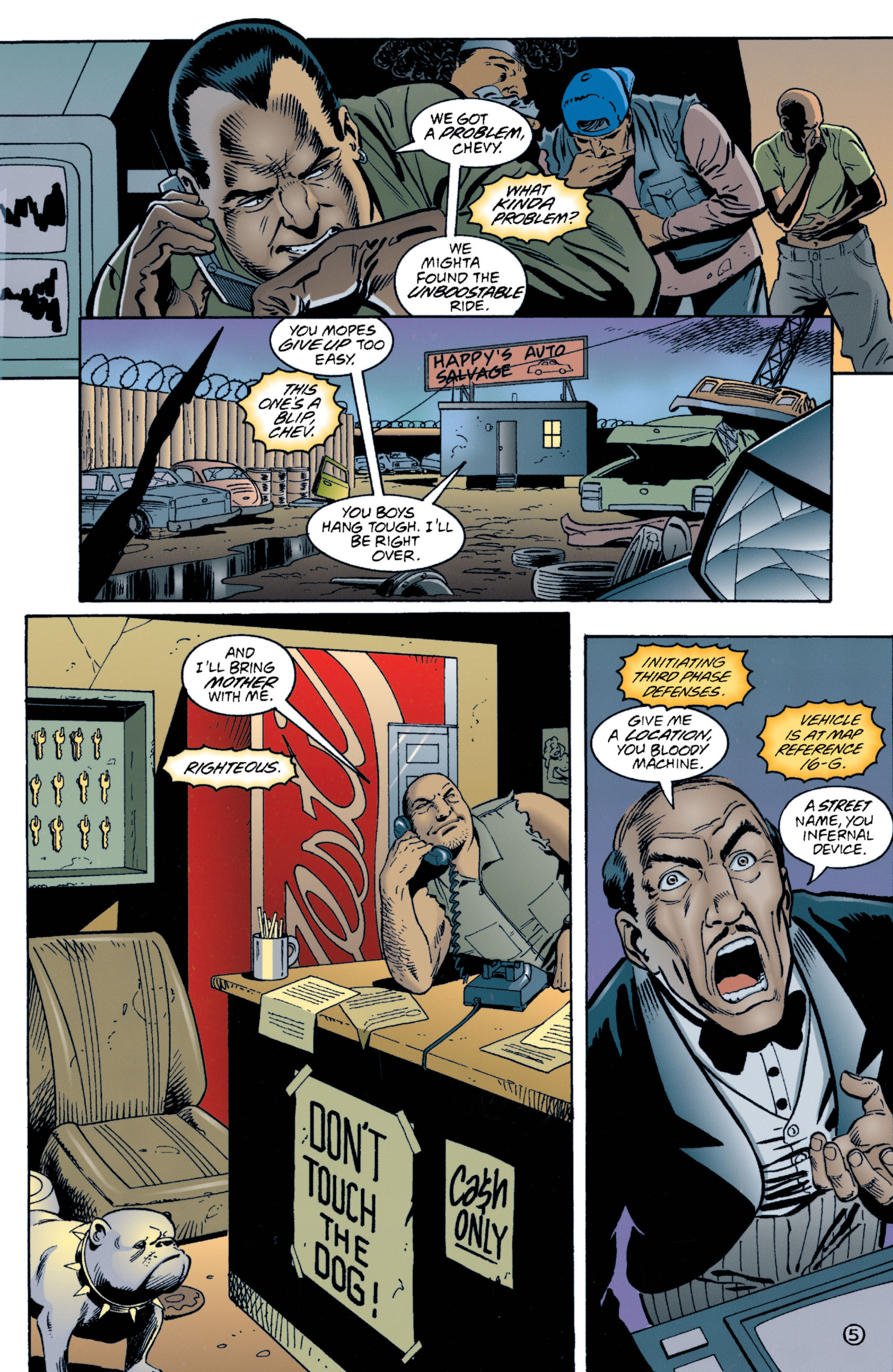 Detective Comics (1937) 718 Page 5