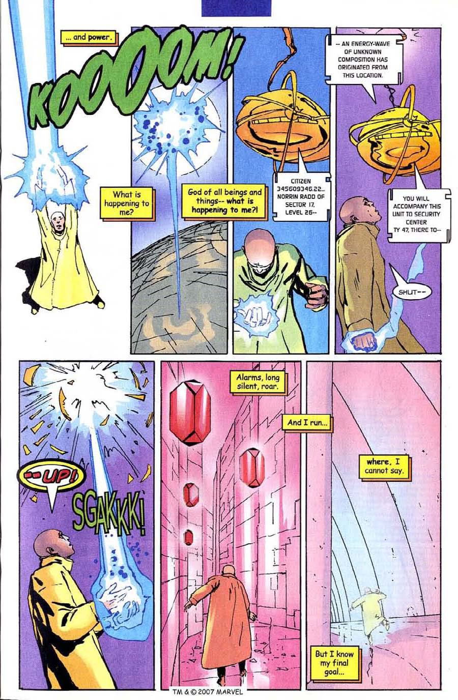 Read online Silver Surfer (1987) comic -  Issue #140 - 23
