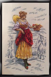 Картины итальянки