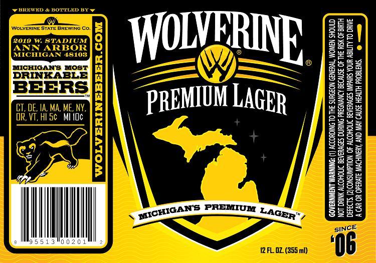 Wolverine beer