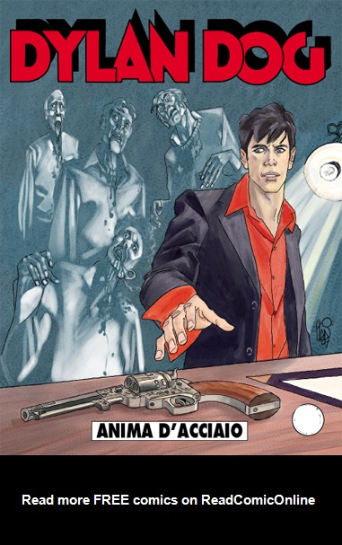 Dylan Dog (1986) 248 Page 1