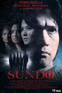 Sundo is a 2009 Filipino suspense-thriller film from director Topel Lee, with screenplay written by his Ouija screenwriter Aloy Adlawan.