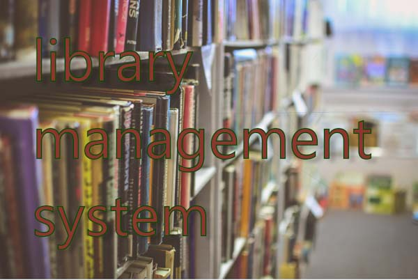 library management system project, c++ project