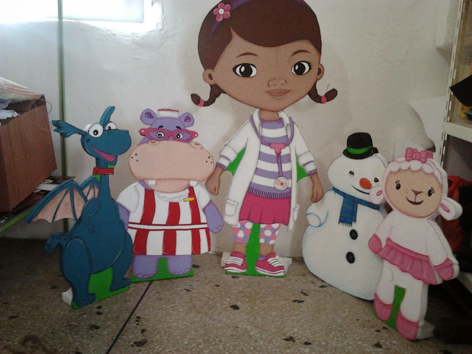 50 Temas para Fiestas para Niña | Decoracion de interiores