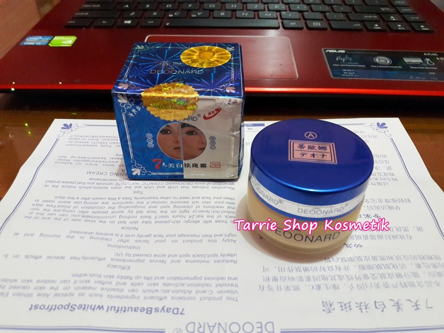 Cream A Day Cream Deoonard 7 Days