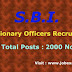 SBI Probationary Officers Recruitment