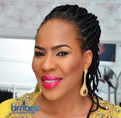 Actress, Faithia Balogun drops ex-husband name