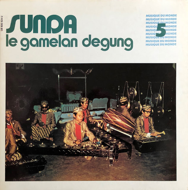 Indonesia Sunda West Java gamelan court music suling Gamelan Degung