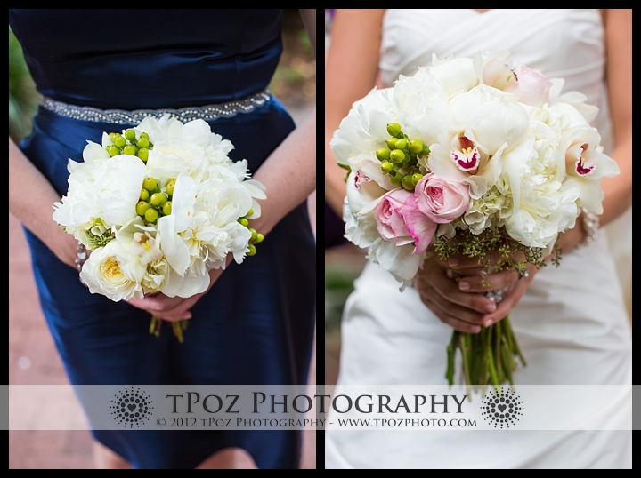 My Flower Box Events Wedding Bouquet Peonies