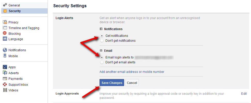 How To Secure Facebook Account From Getting Hacked
