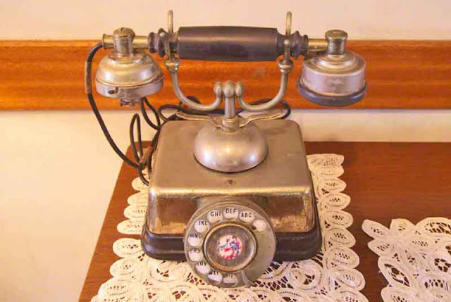 antique, dial, telephone, Wordless-Wednesday