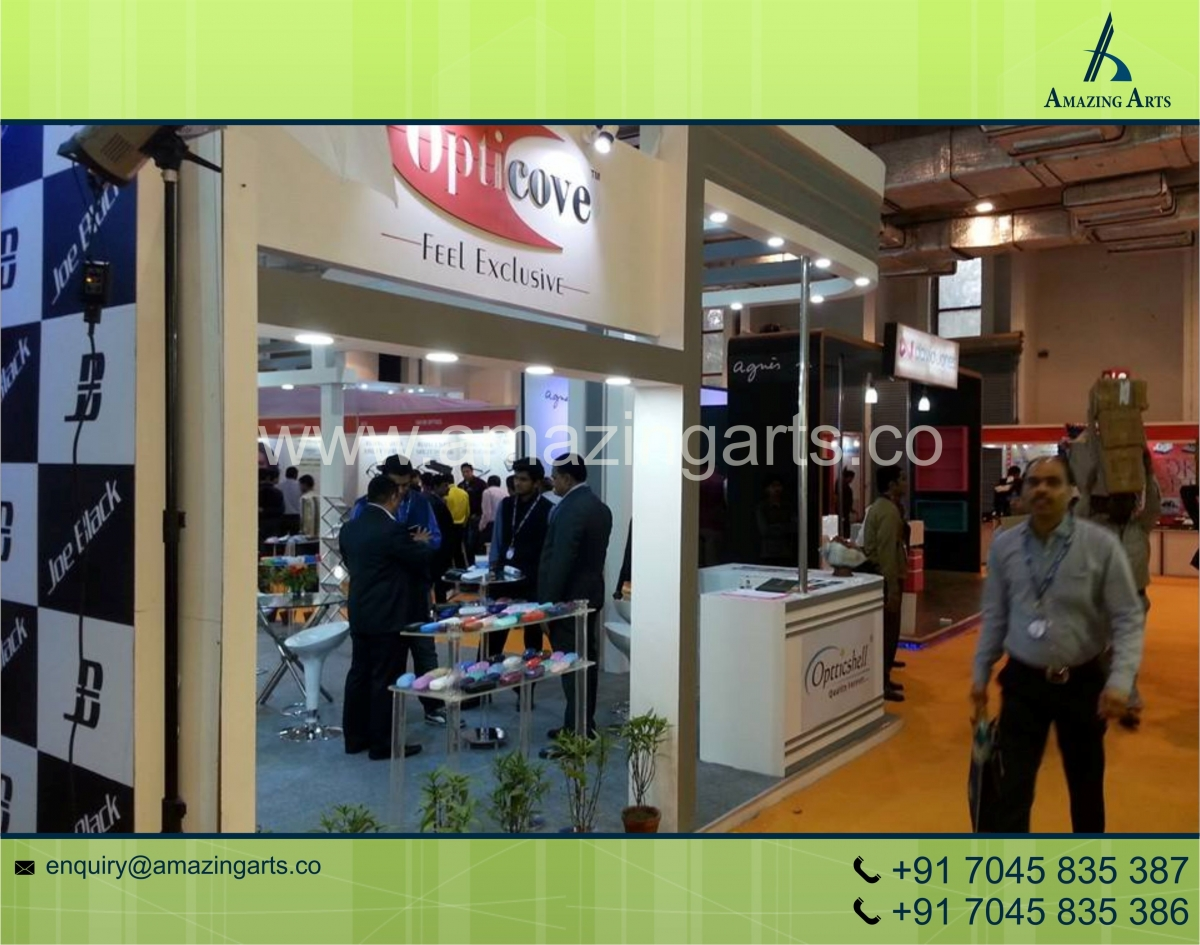 Exhibition Stand Requirements : Creative exhibition stand contractors designers builders in