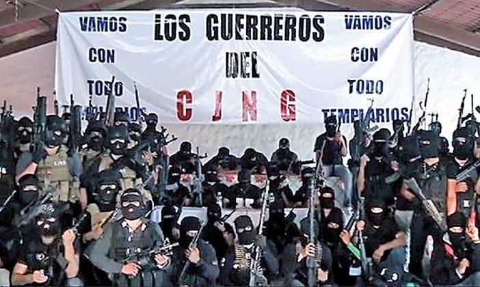"""Cartel Nueva Plaza el cartel que desafía al CJNG en su bastión """"Guadalajara"""""""
