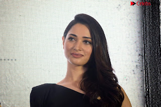 Beautiful Milky white Tamanna Bhatia in Black dress at Qutone New nd Launch ~ .xyz Exclusive 003.jpg