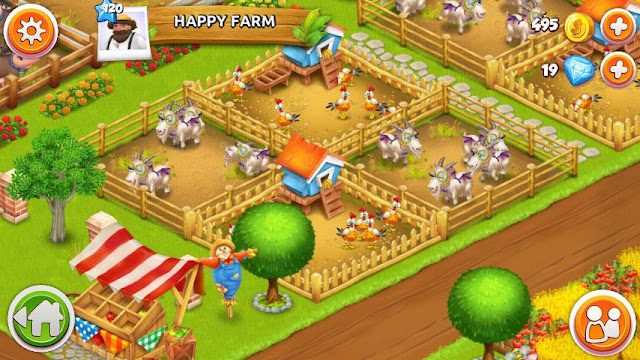 Game Farm Andoid Lets Farm