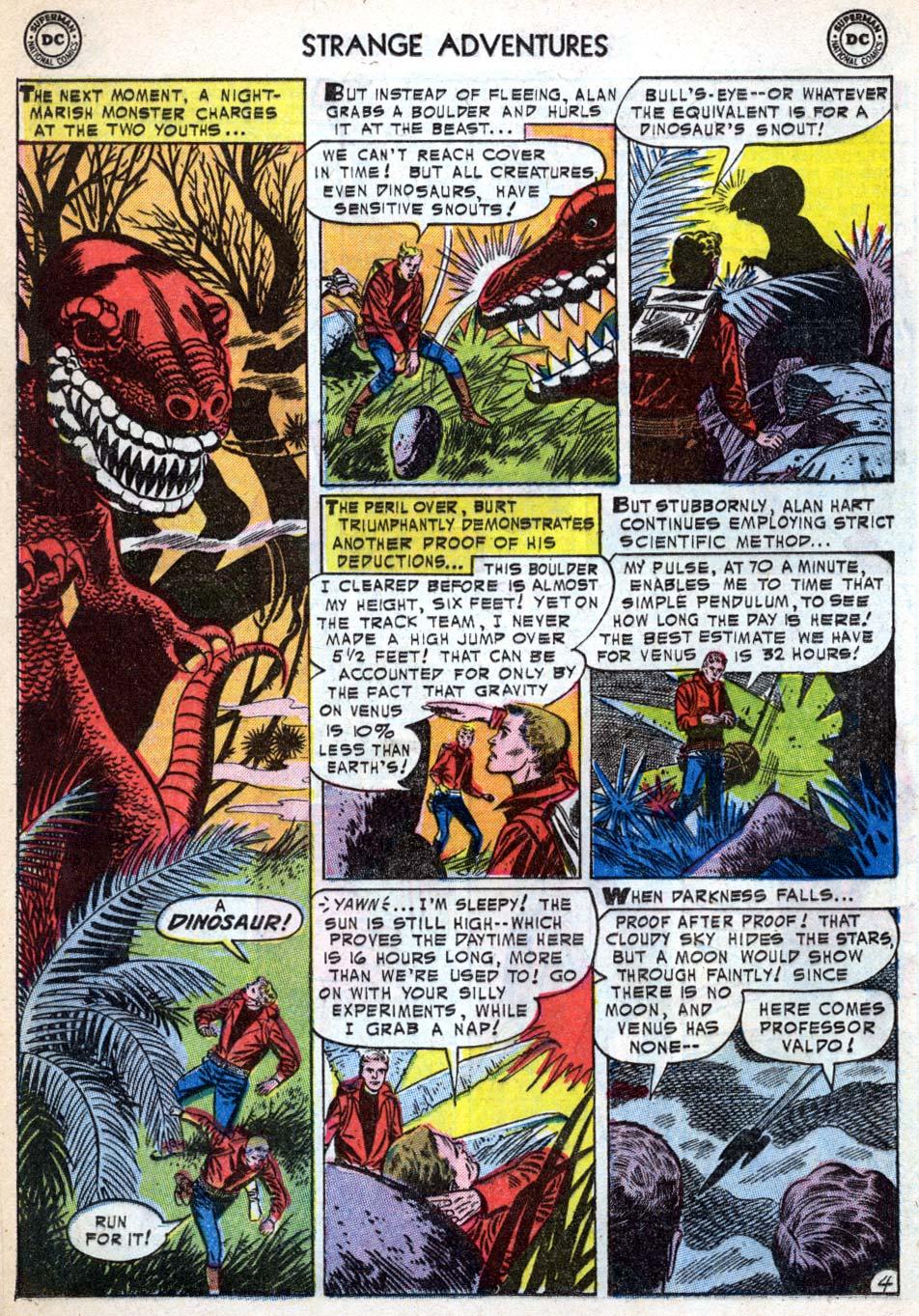 Strange Adventures (1950) issue 50 - Page 16