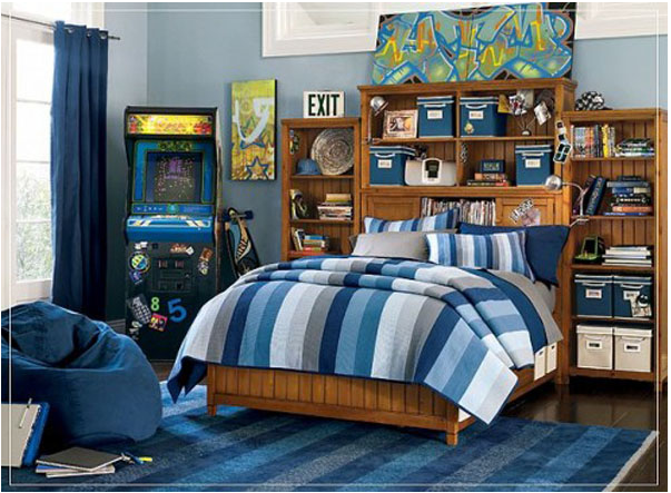 Key interiors by shinay big boys bedroom design ideas - How to make your room look cool for guys ...