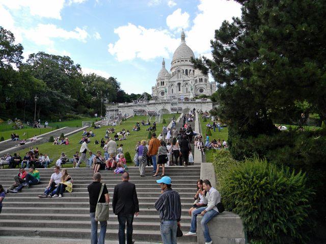 Francja, francuskie zabytki, Paryż
