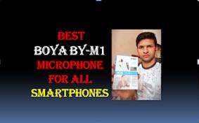 boya condenser microphone collar mic price tie microphone good quality microphone best lapel mic Rode Lavalier BOYA BY-M1 Best Lavalier Mic