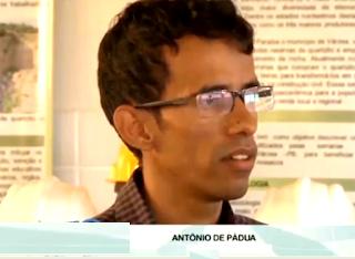 Patrimônio geológico de Picuí pode ser aproveitado para o Geoturismo diz Téc. em Mineração.