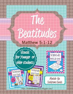 http://www.biblefunforkids.com/2015/04/the-beatitudes.html