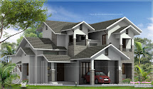 2500 Square Feet House