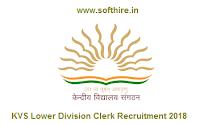 KVS Lower Division Clerk Recruitment
