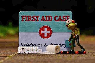 first aid , प्राथमिक उपचार