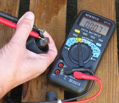 Honda CBR 125 ignition HT coil testing