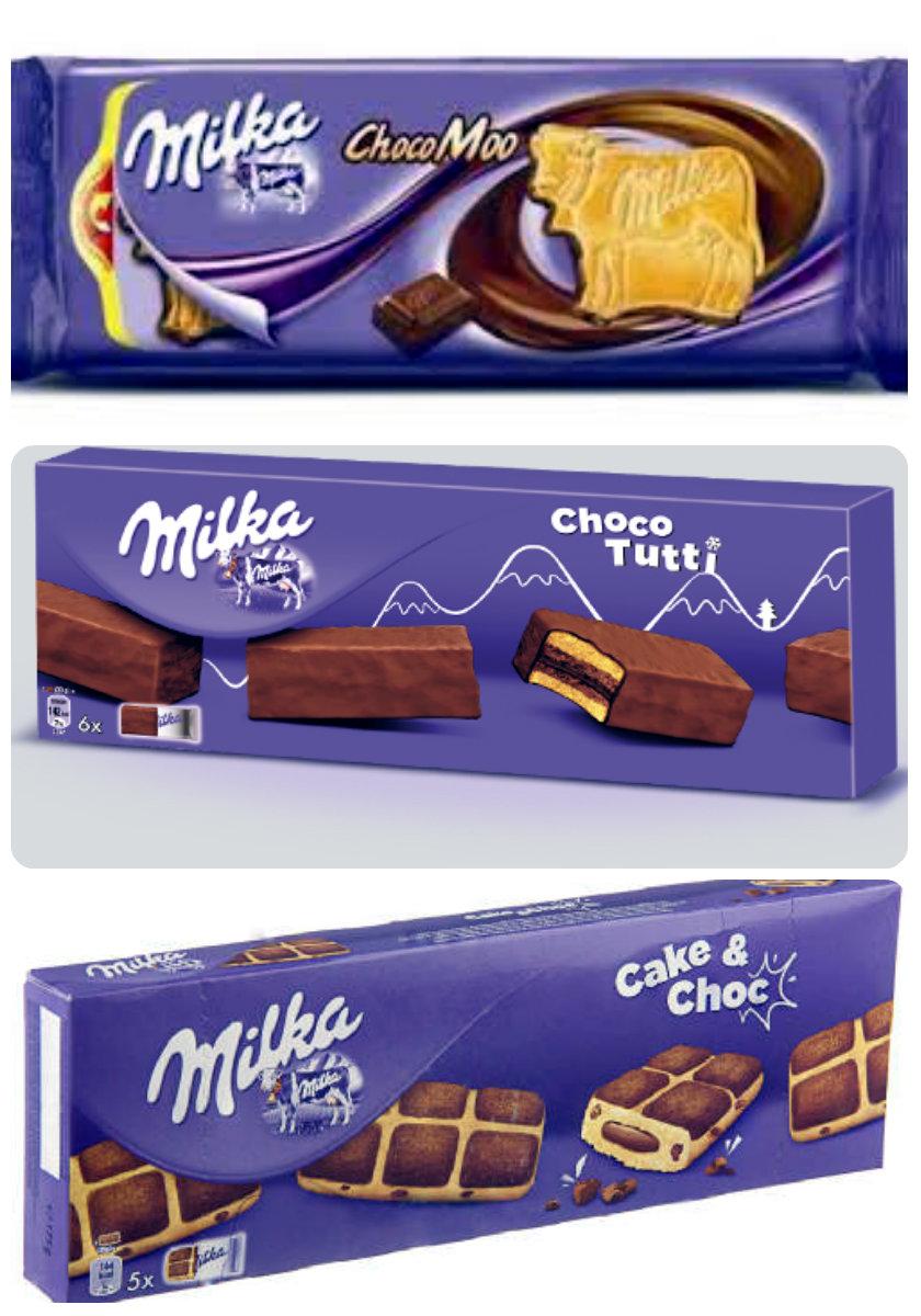 Chocosophy Chocosophy Product Launches New Milka Range