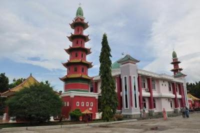 masjid cheng ho 2017