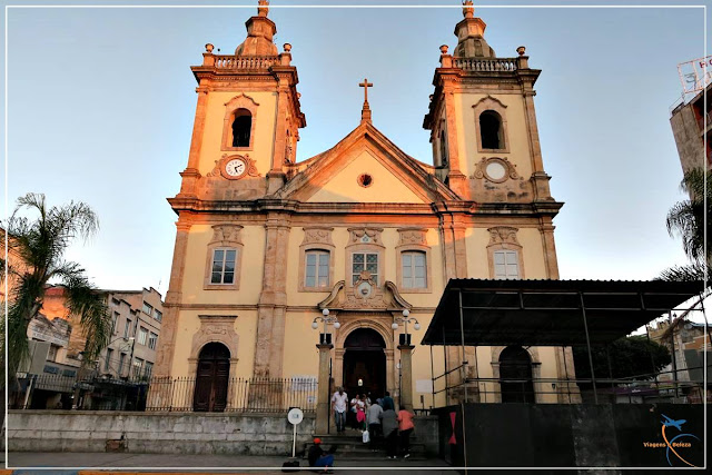 A Matriz Basílica ou Basílica Velha de Aparecida