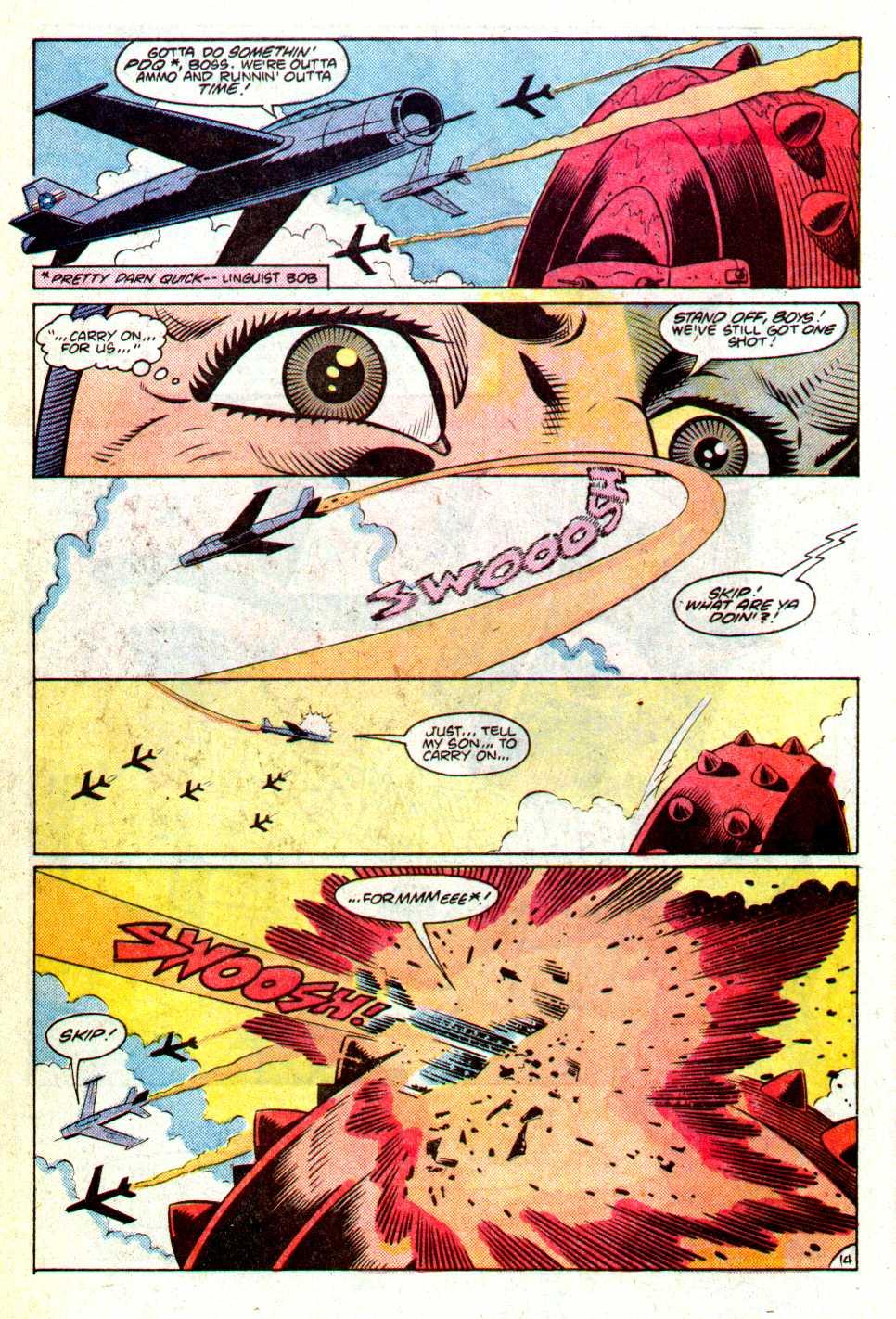 Read online Secret Origins (1986) comic -  Issue #14 - 17