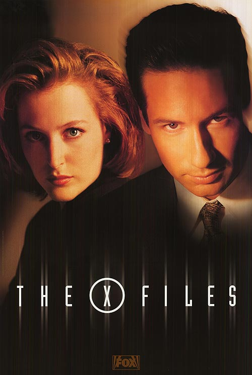 The X-Files (Serial 1993) Dosarele X