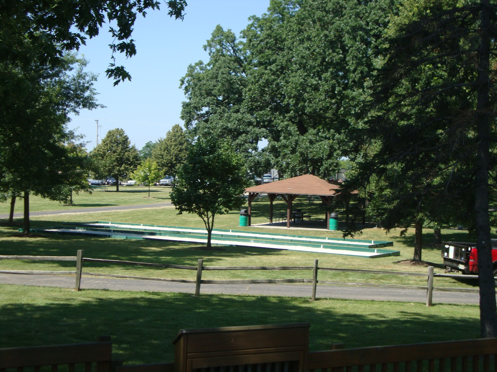 Shaded Areas Picnic Schools