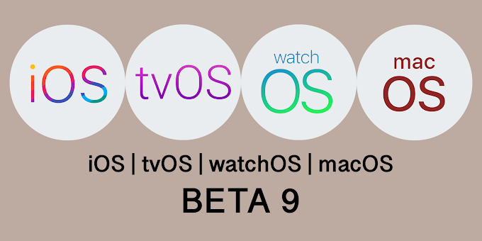 Apple releases iOS 12 Beta 9 and eighth beta for watchOS 5, tvOS 12 and macOS 10.14 Mojave