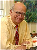 Photo of Professor of Psychology Michael Gazzaniga