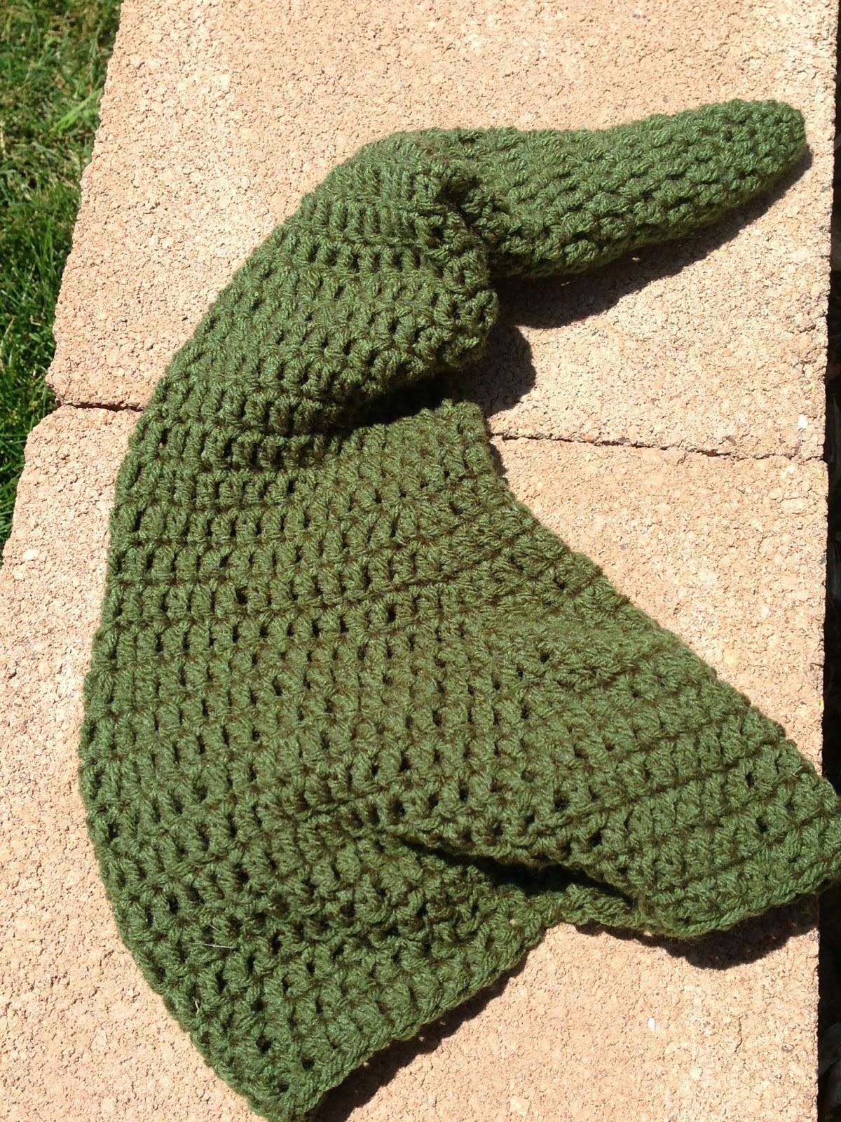 Cherelledx: Crochet Link/elf hat