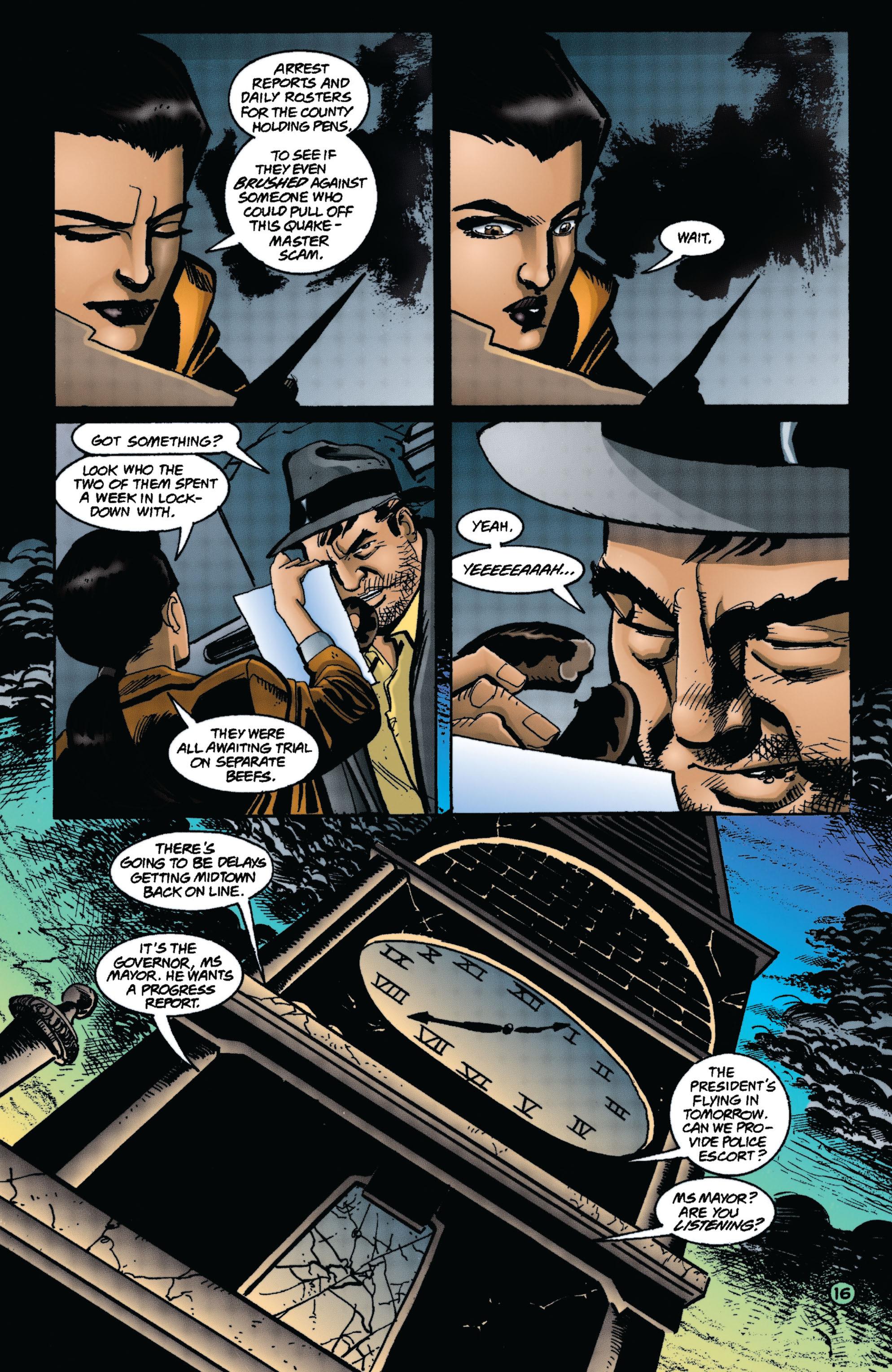 Detective Comics (1937) 721 Page 15