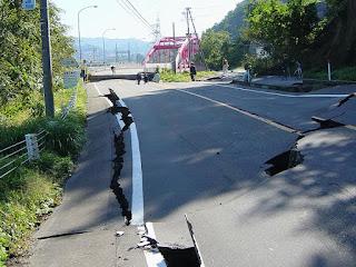 مسؤولة عن حدوث الزلازل